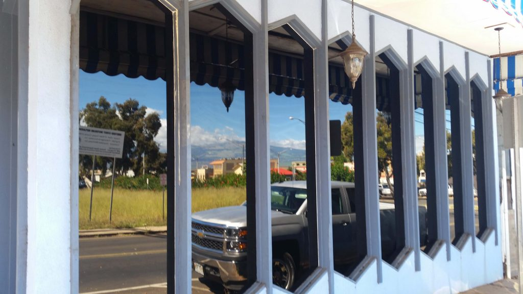 Commercial tinting services on Maui
